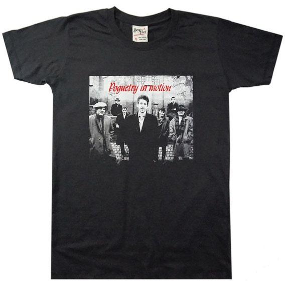 The Pogues punk band, Joe strummer, Spider Stacy unisex t-shirt