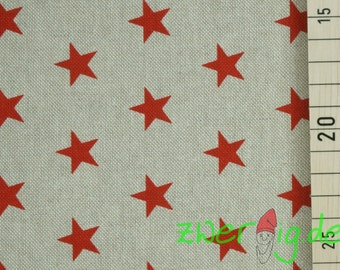 Fabric with small stars - cottage of fabric with small stars