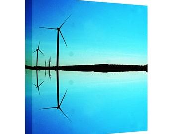Wind Turbine Canvas