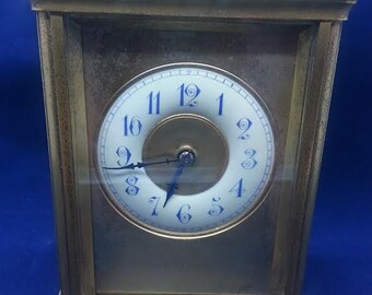Carriage Clock Hour Repeater 8 Day
