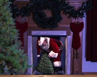 Virtual Santa in HD Digital Download