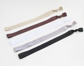 Headbands for Men With Long Hair - Neutrals - Mens Headbands - Soft Elastic