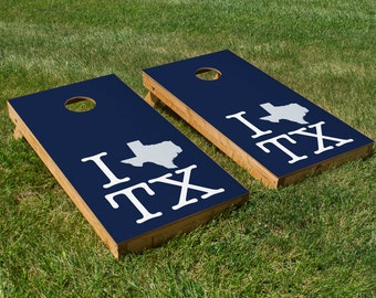 Dallas Cowboys Pride Cornhole Board Set