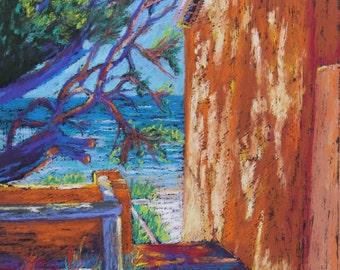 Fine Art Print - Island Hideaway