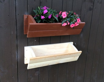Wall mounted planter (Free Delivery) garden planter, outdoor planter