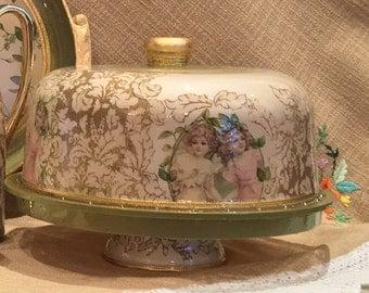 Hand made Cake dôme