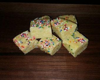 Cake Batter Pound