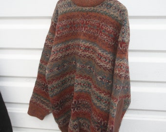 Vintage wool jumper