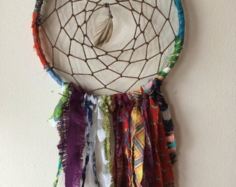 Unique Handmade Bohemian Dreamcatcher