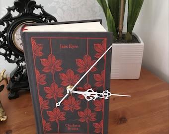 Customisable Book Clocks