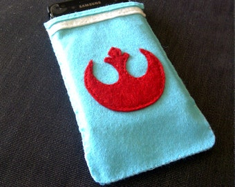 Star Wars Rebel Alliance Phone Slip