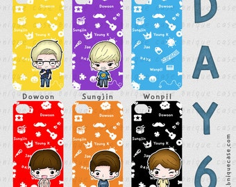 Kpop DAY6 Phone Cases
