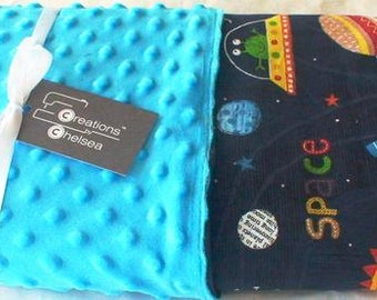 Baby Blanket - Outer Space