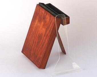 Wet Plate Collodion 5x7 Bath Box & Dipper