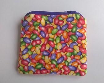 Jellybean coin purse