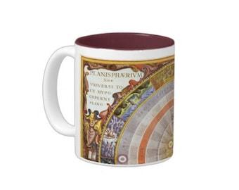 Planisphere Astronomy Mug