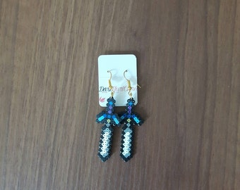 Link Master Sword earrings