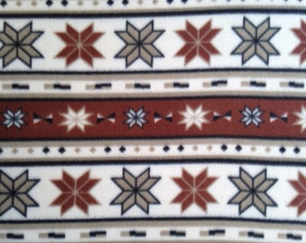 Native Fleece Fabric