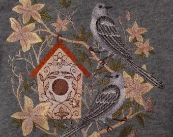Mockingbird Marvel Embroidered Sweatshirt