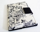 Day of the Dead Kindle Cover for Paperwhite or Touch eReaders