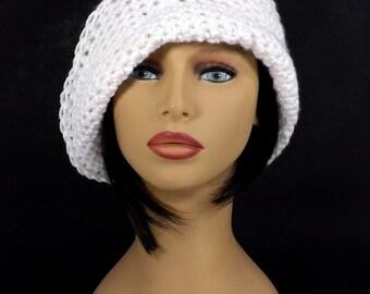Crochet Beanie Pattern, Easy Crochet Pattern Hat, Crochet Hat Pattern, OMBRETTA Single Crochet Beanie Pattern, Beanie Hat Pattern