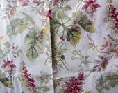 Waverly Home Decorator Fabric Cotton 1 yard Brentwood Screen Print
