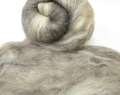 Natural Variety Breeds of Wool Carded Batt 200g 7 ounce