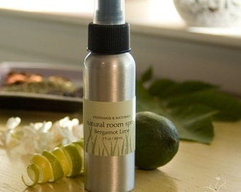 Natural Room Spray - 50 percent off