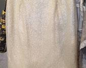 Balance for Custom Listing of Champagne Sequin Skirt for Alison