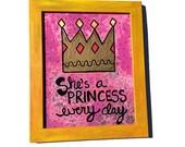 Princess Art - She's ...