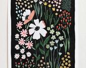 Eventide Floral Art Print