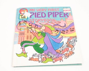 My Very Pied Piper Storybook Creative Child Press Books