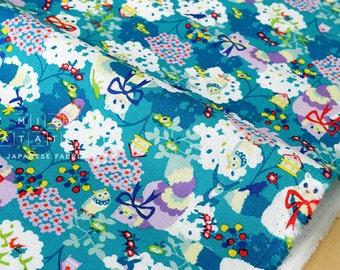 Japanese Fabric Kayo Horaguchi - fluffy - 50cm