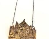 Cincinnati Music Hall Necklace