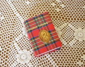 Vintage Robert Burns Small Poetry Book Midget Classics Burgess & Bowes London
