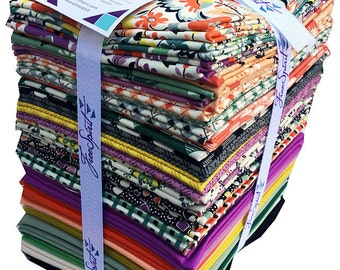 SALE - Eastham Collection - From Denyse Schmidt - Fat Quarter Set - 40 SKU's - 99.95 Dollars