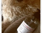 Organic Dog Shampoo with Hydrosols and Flower Essences Pampered Pooches by AromaVedic