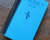 A Field Guide to the Birds: Recycled book Journal, Notebook, Sketchbook