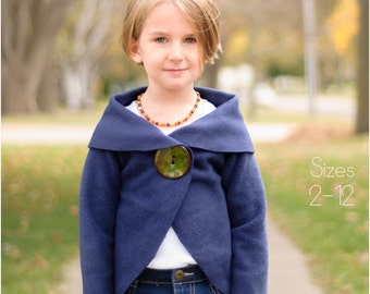 The Rondje Top PDF Sewing Pattern