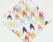 Houndstooth Handkerchief