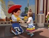 Dressy Jessie Ruffled Toddler Skirt