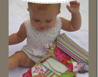 Diaper & Wipes Pouch Aivilo Charlotte Designs - Sewing Pattern