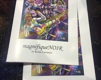 magnifiqueNOIR: The First Episode Preview Book