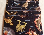 Ready to Ship Set of 3 Dinosaur Snack and Sandwich Bags