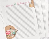 """Journal Pack, Baby Book Addition, Girl, """"Vintage Bliss"""""""