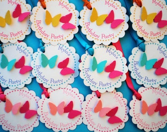 The BUTTERFLY GARDEN Party - Custom Listing RESERVED for wriveraf