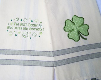 Irish Kitchen Towel 2-set