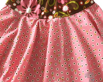 Circle Skirt Twirl Girl 4T/5T Ready to ship