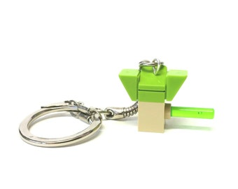 Little Green Force Master Keychain