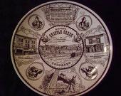 Cripple Creek Colorado Souvenir Plate